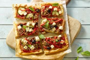 griekse pizza